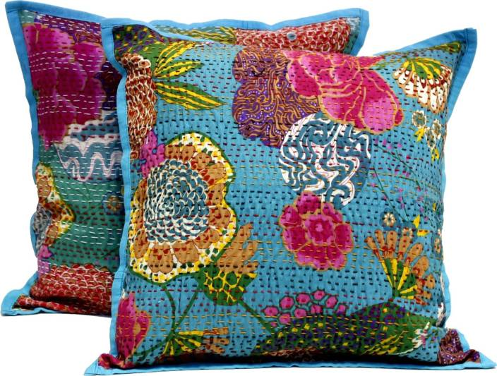 Amazing India Floral Cushions Cover