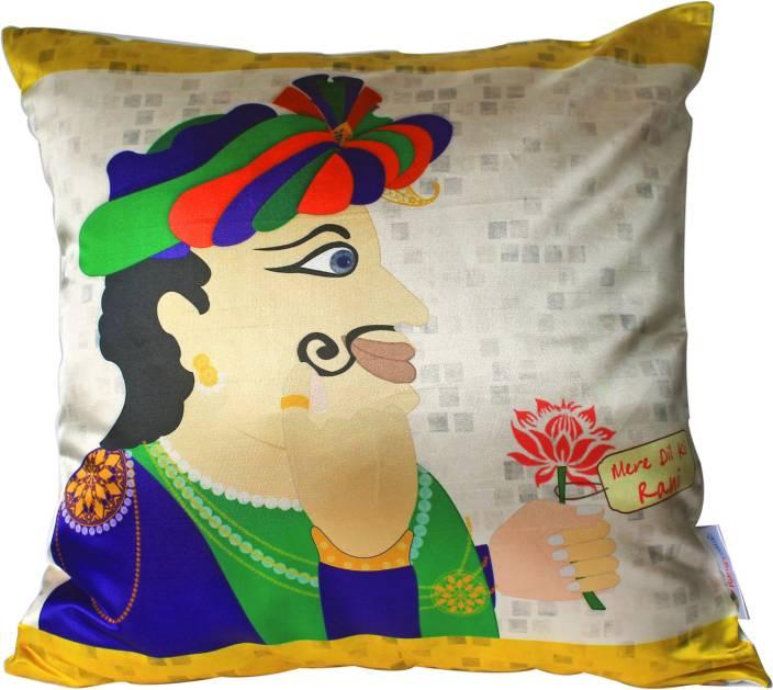Rangrasia Damask Cushions Cover