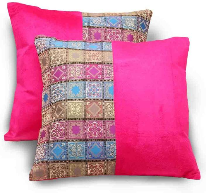 Manka Creation Damask Cushions Cover