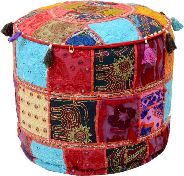 Urban Style Embroidered Bolsters Cover