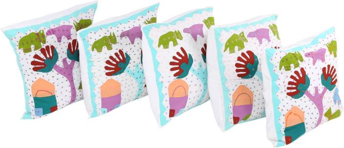 Indigenous Handicrafts Animal Cushions Cover