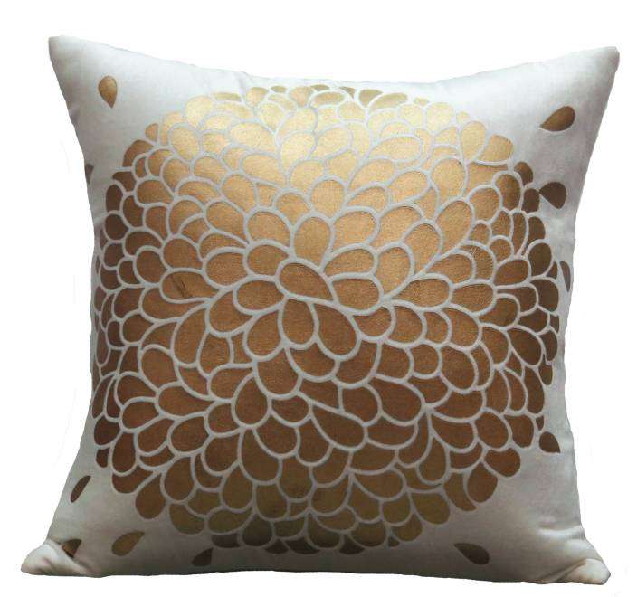 Aawrun Floral Cushions Cover