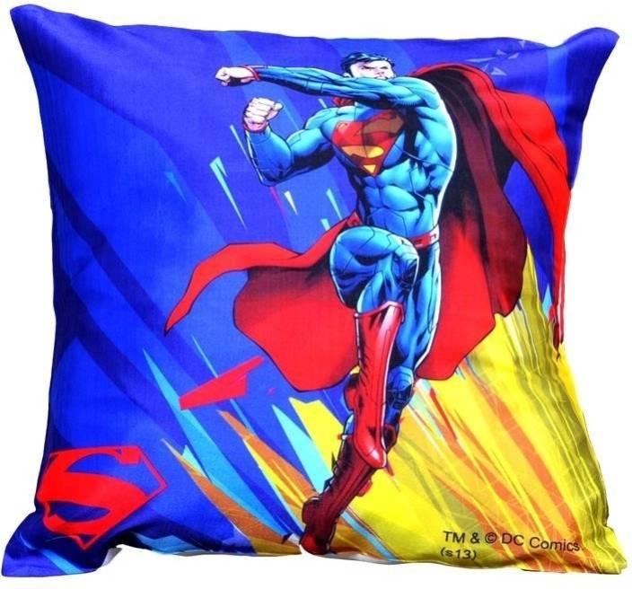 Superman Abstract Cushions Cover