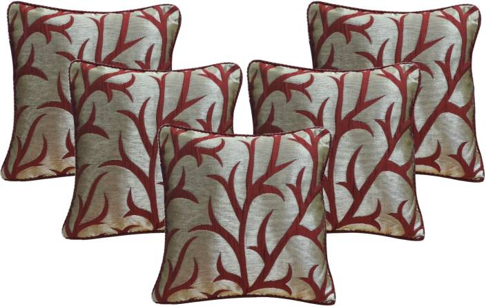 Decor Bazaar Floral Cushions Cover
