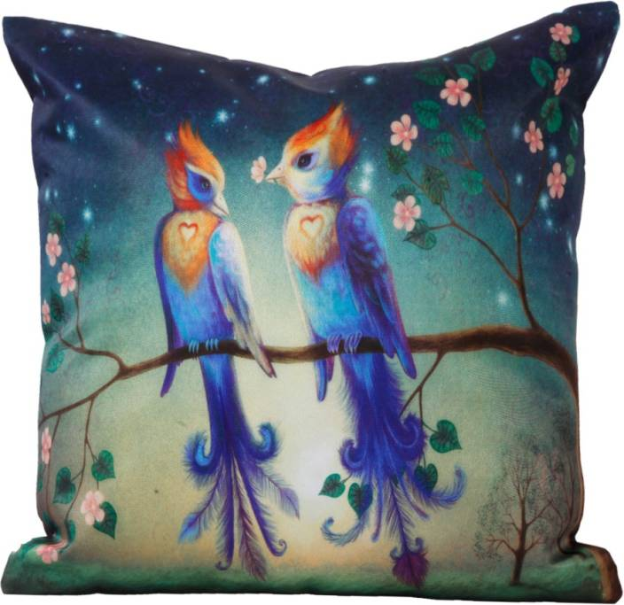 TII Abstract Cushions Cover