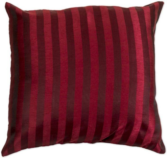 Rajat Synergy Striped Cushions Cover