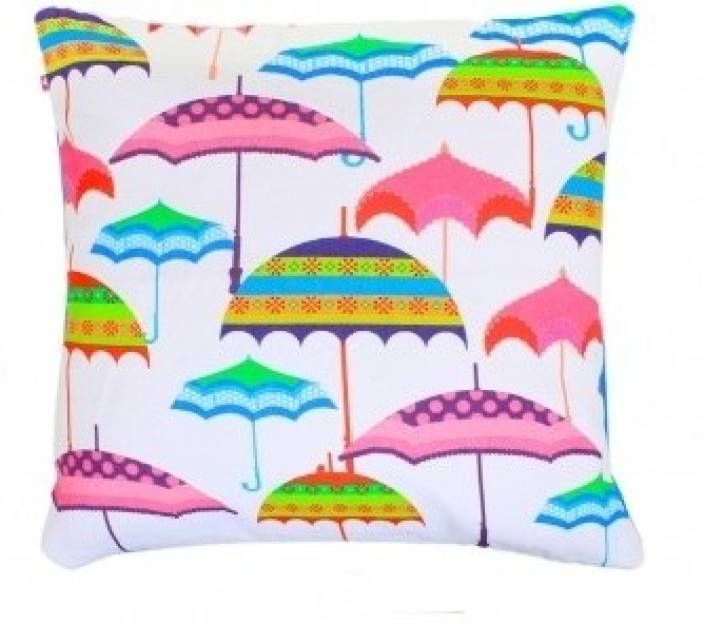India Circus Abstract Cushions Cover