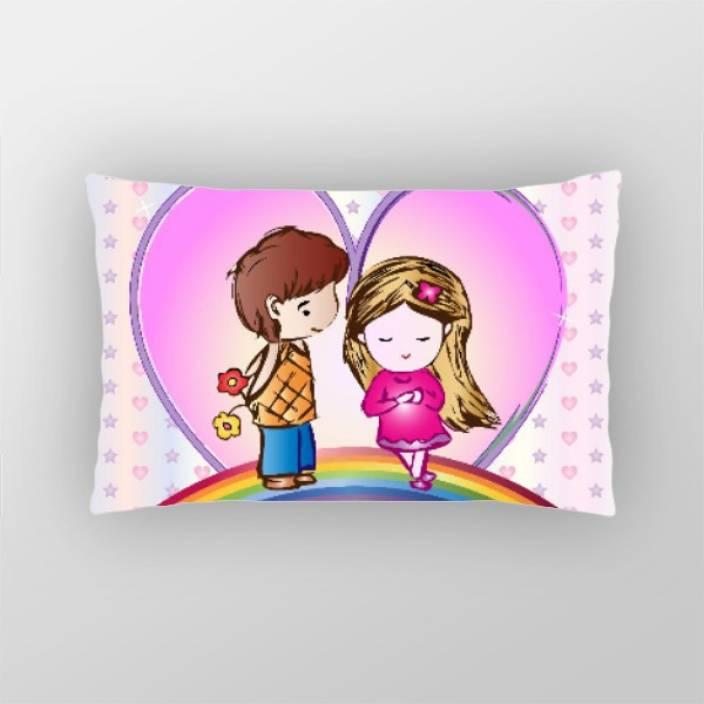 Merchbay Cartoon Pillows Cover