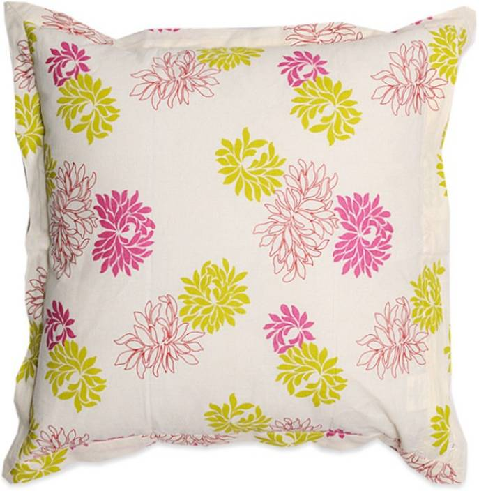 Ocean Collection Floral Cushions Cover