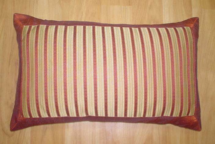 Al Falah International Striped Cushions Cover