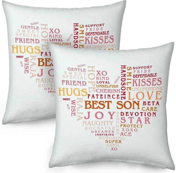 SS Decor Plain Cushions Cover