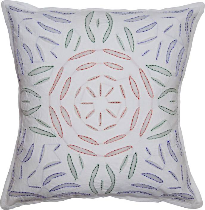 Rajcrafts Embroidered Cushions Cover