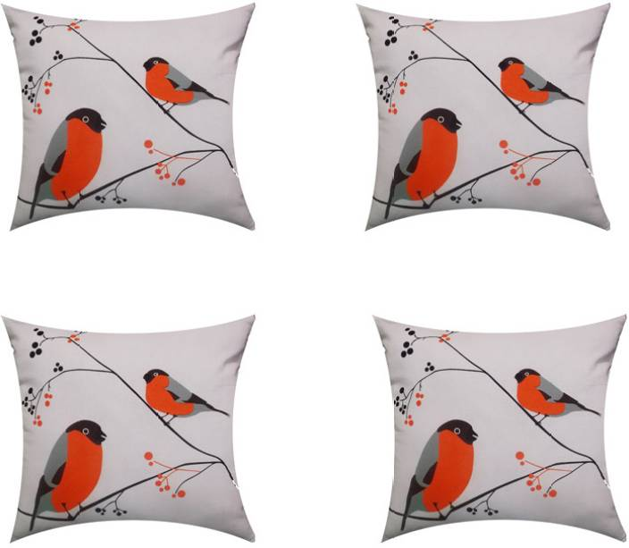 London Lady Abstract Cushions Cover