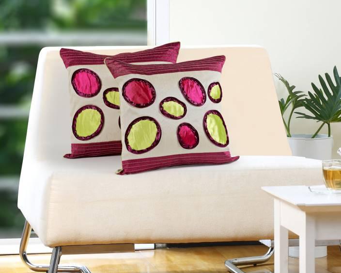 EYDA Striped Cushions Cover
