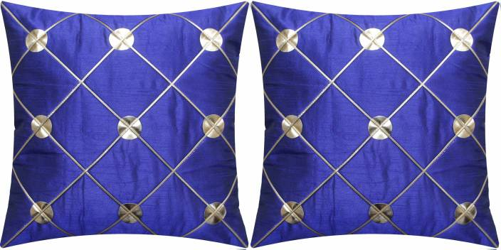Vivora Homes Embroidered Cushions Cover