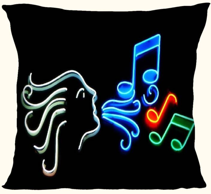 Active Elements Abstract Cushions Cover