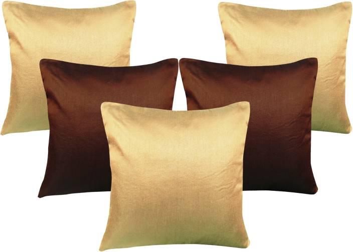 Decor Bazaar Plain Cushions Cover