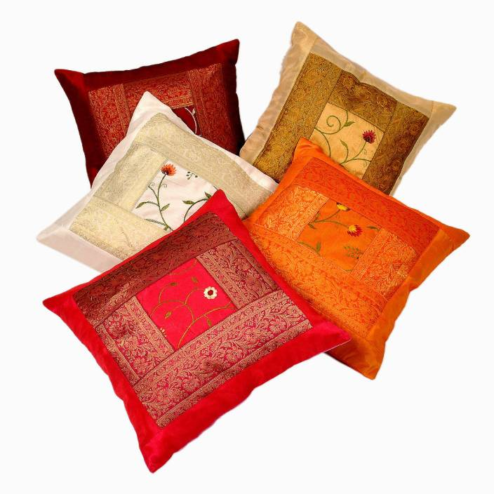 Sunshine Rajasthan Abstract Cushions Cover