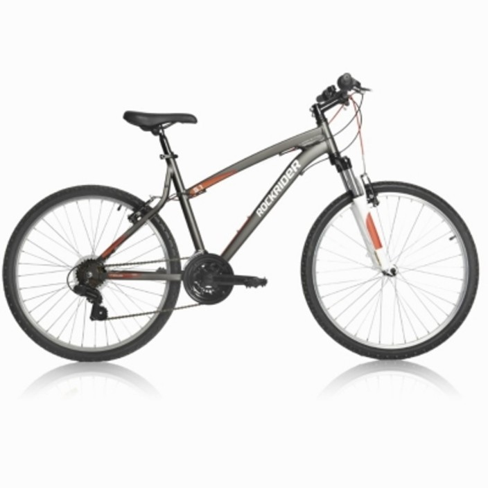 Btwin By Decathlon Rockrider 5 1 12 24 T Mountainhardtail Cycle