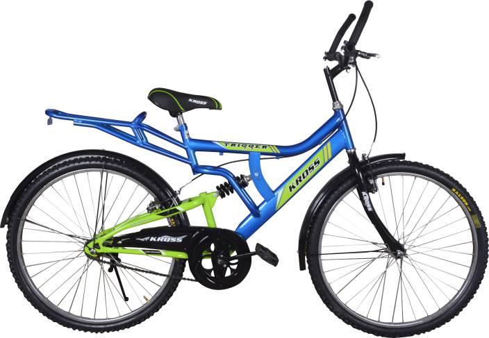 Kross Trigger 26 TS Single Speed 26 T Single Speed Mountain Cycle