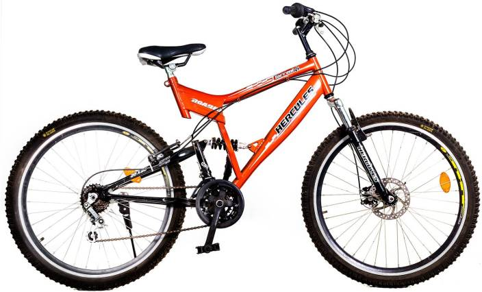 3cb0a620015 HERCULES Roadeo Turner VX 6S 26 T Mountain Cycle Price in India ...