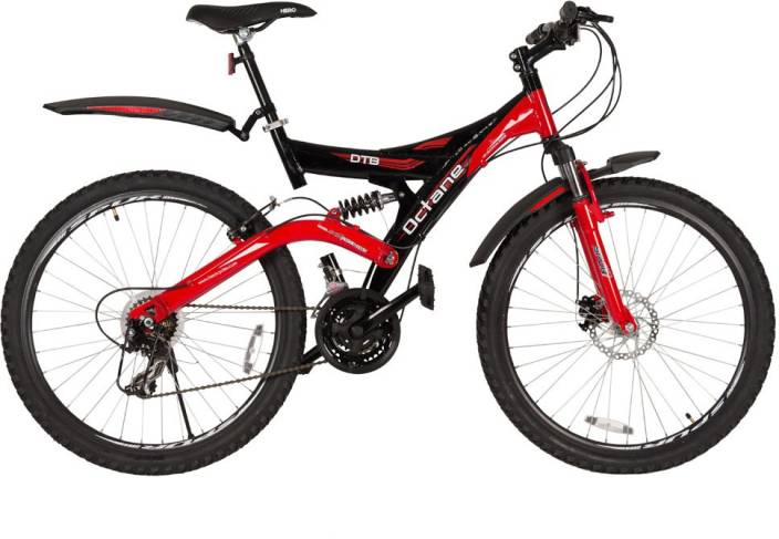 Hero Octane DTB Plus With Disc Brake 26 T 21 Speed Mountain Cycle