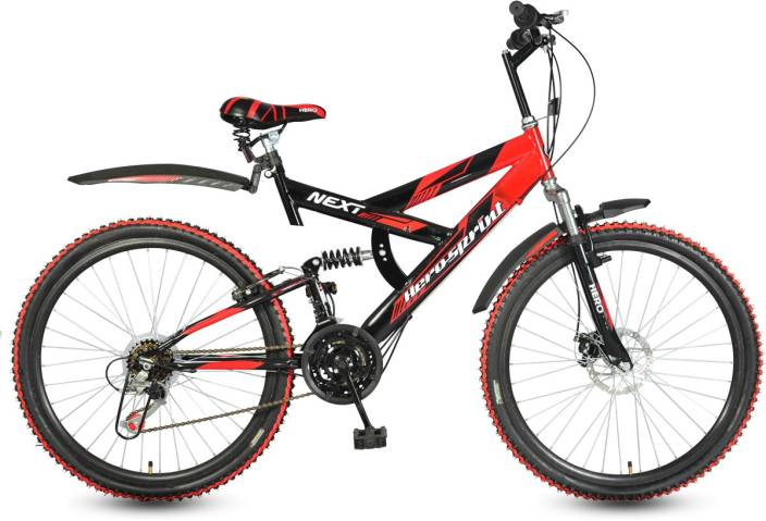 Hero Next 26T 18 Speed Sprint 26 T 18 Speed Road Cycle