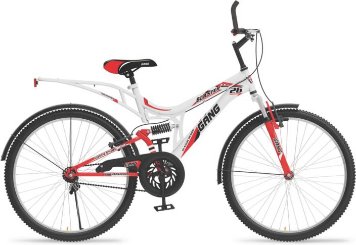 Gang Blaster ZX DS DD 26 T 18 Speed Hybrid Cycle