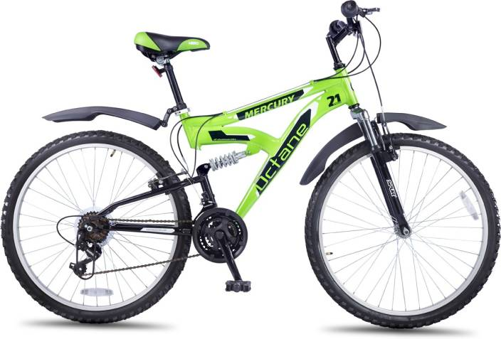 Hero Octane 26T Mercury 21 Speed 26 T Mountain Cycle