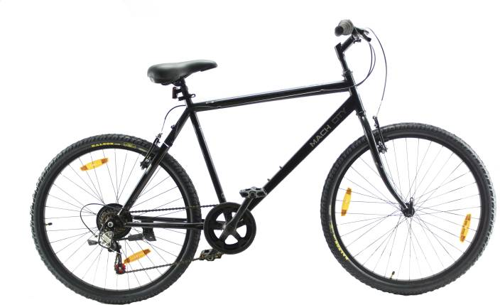 BSA Mach City i Bike 26 T 7 Speed Mountain Cycle