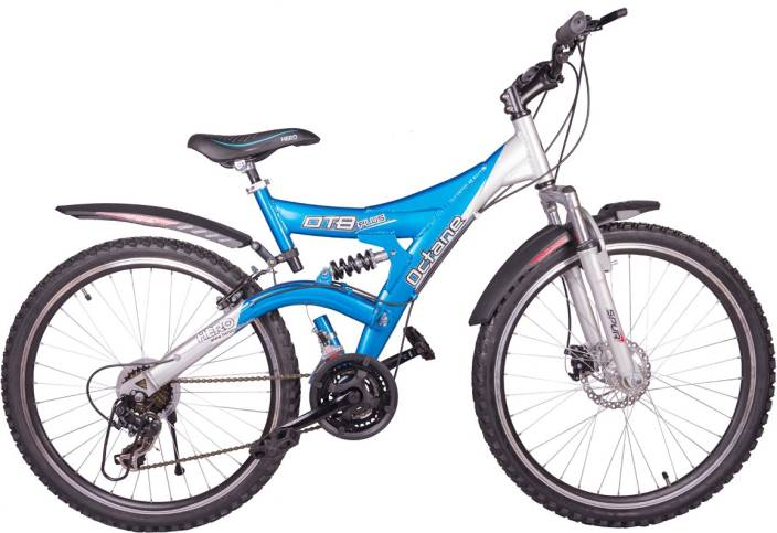 b4aab7df4f5 Hero Octane 26T Dtb Plus 21 Speed 26 T Mountain Cycle Price in India ...