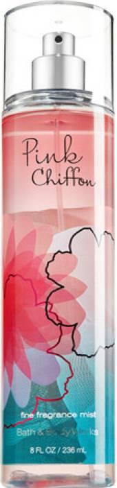Bath & Body Works Pink Chiffon Body Mist  -  For Women