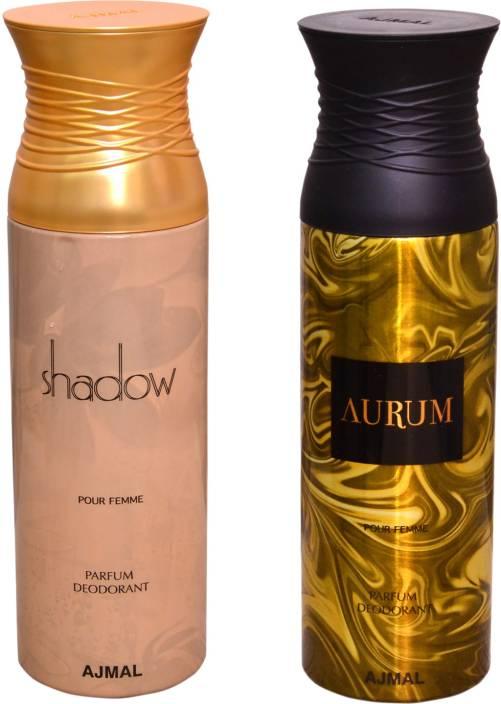 Ajmal 1 Shadow For Her1 Aurum Deodorant Spray For Women Price