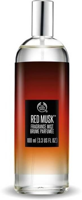 The Body Shop RED MUSK FRAGRANCE Body Mist  -  For Women