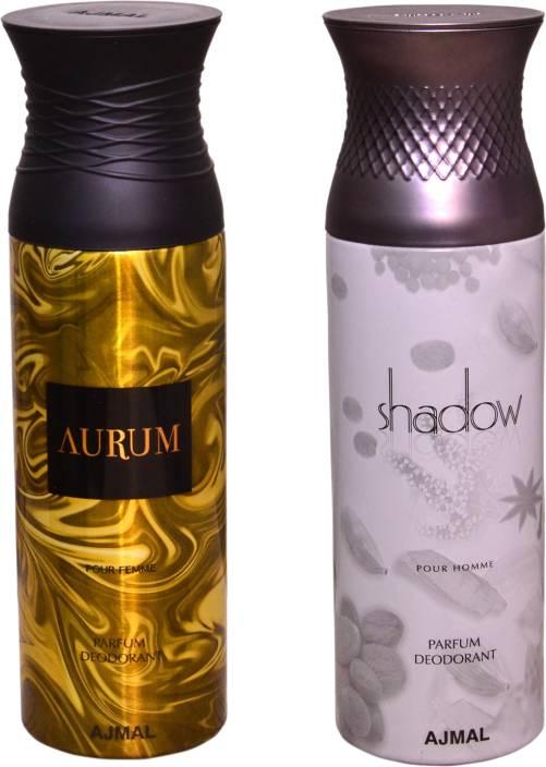 Ajmal 1 Aurum1 Shadow For Him Deodorant Spray For Men Price In