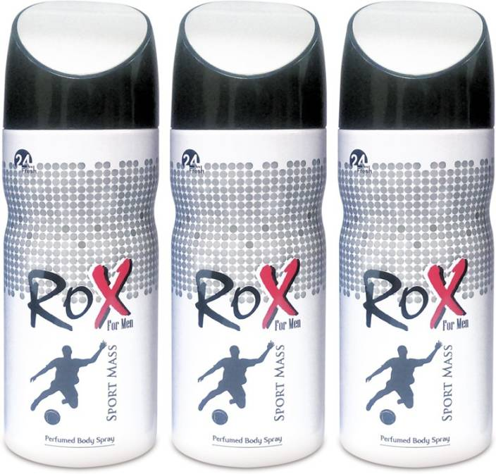 Rox LYRX-01 Deodorant Spray  -  For Men