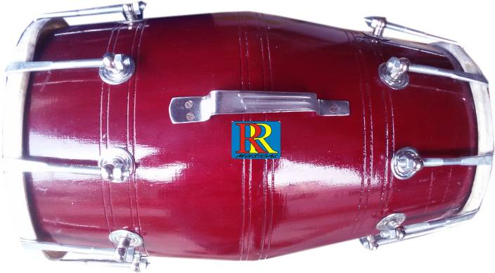 R R MUSICAL DNT08 Nut & Bolts Dholak