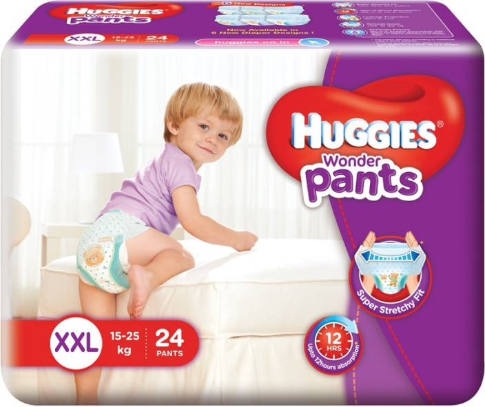 Huggies Wonder Pants Diapers - XXL