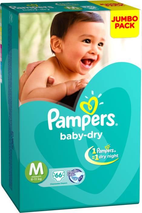 Pampers Diaper Medium Size