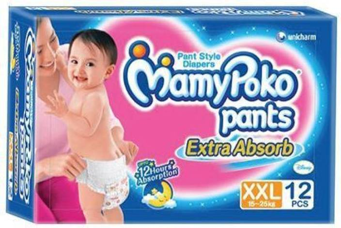 MamyPoko Pants - XXL