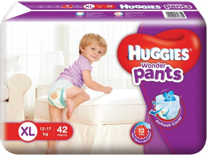 Huggies Wonder Pants - XL