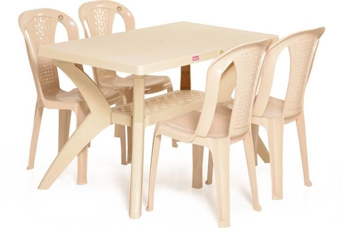 Varmora Dinning Table Set 14 Savor Plastic 4 Seater  : 4 seater na pp vrdn24igl vwch03ig 4 varmora beige original imaer6pjwhkrcxgw from www.flipkart.com size 704 x 470 jpeg 25kB