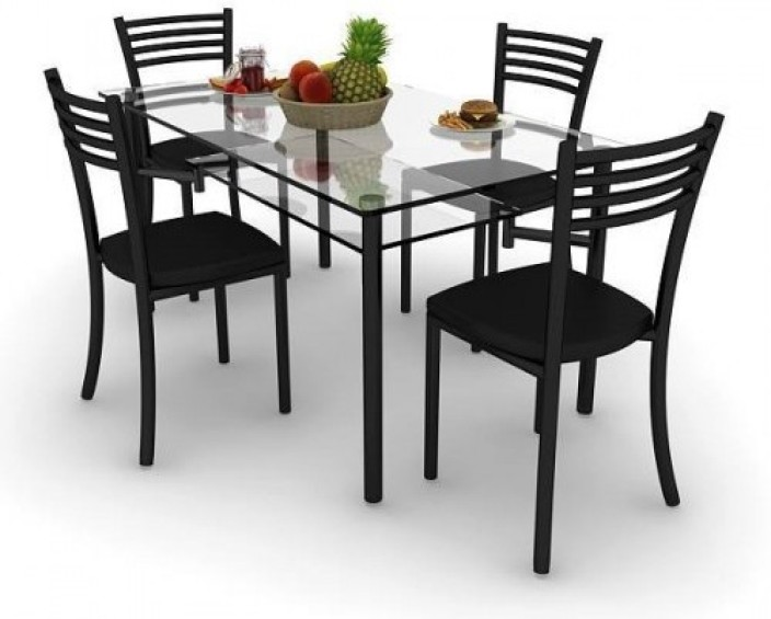 4 Seater Dining Table And Chairs India Designs