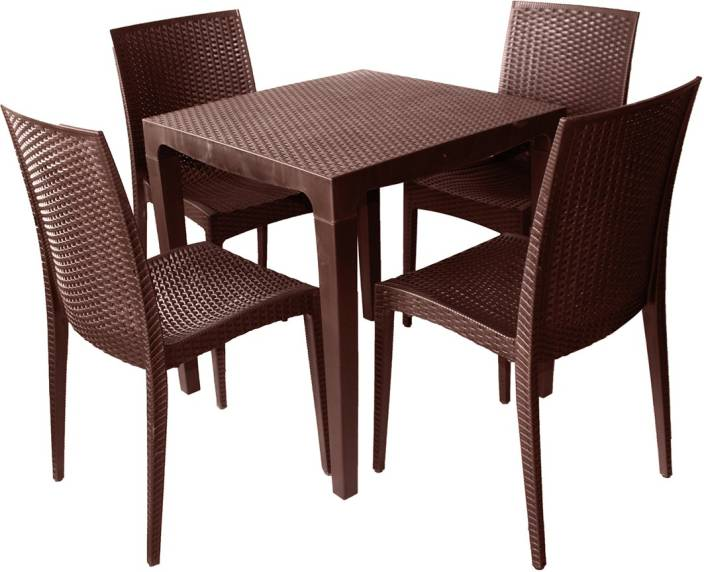 garden table and chair sets india. cello plastic 4 seater dining set garden table and chair sets india c