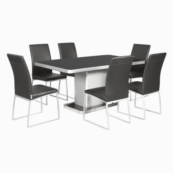 Godrej Interio Neo amp Novice Dining Set Glass 6 Seater  : neo novice dinning set 6 seater tempered glass godrej interio original imaegwn9dgankehy from www.flipkart.com size 704 x 704 jpeg 23kB