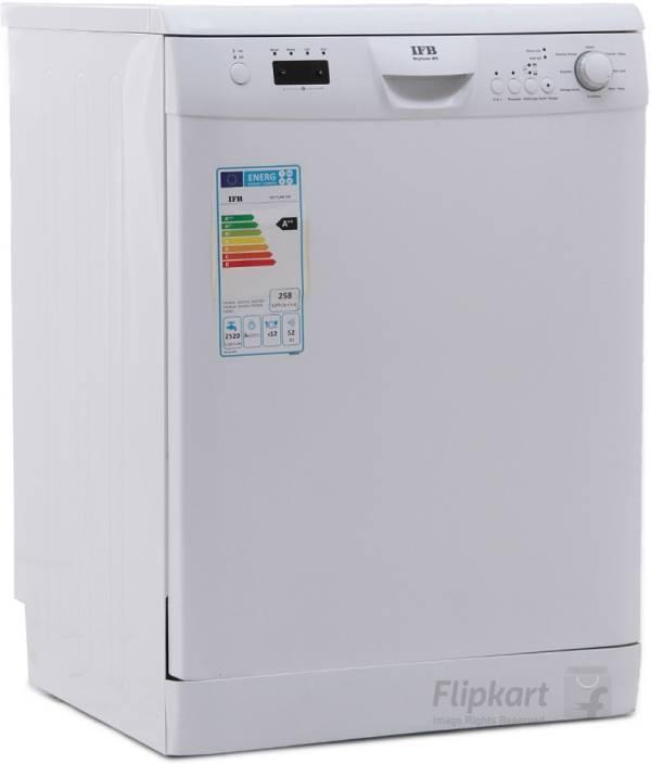 IFB Neptune WX Free Standing 12 Place Settings Dishwasher