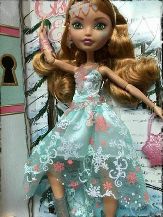 Ever After High Doll~Ashlynn Ella~Basic~Skirt