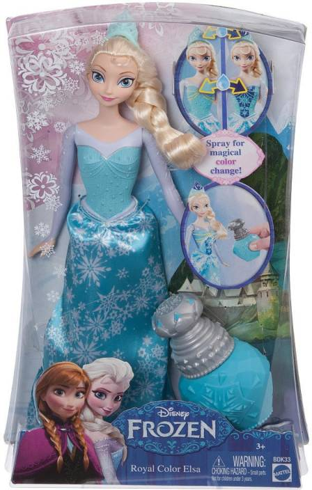 6c3de076e1 Disney Frozen Royal Color Elsa - Frozen Royal Color Elsa . Buy ...
