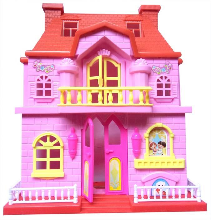 Fbz My Happy Family Doll House Set My Happy Family Doll House Set