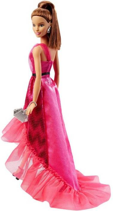 Barbie Pink Fabulous Gown